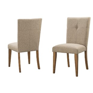 Union Rustic Terwilliger Upholstered Dining Chair (Set of 2)