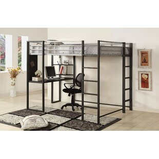 Compare prices Roc Loft Bed by Hokku Designs Reviews (2019) & Buyer's Guide