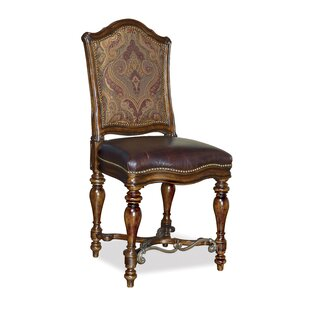 Astoria Grand Evelyn Upholstered Dining Chair (Set of 2)