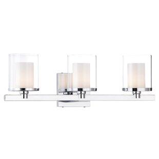 Nevaeh 3-Light LED Vanity ..