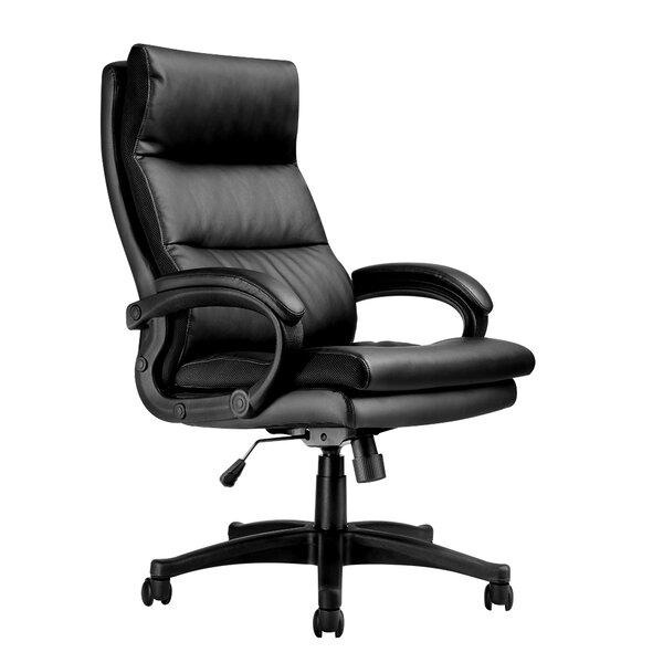 Black Hooded Executive Chair Wayfair