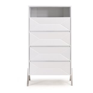 Anouk 4 Drawer Chest