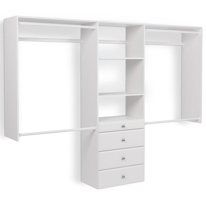 Premium 48 W 94 Closet System