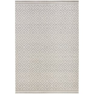 Meadow Woven Grey Cream Rug