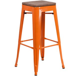 Patsy 30 Bar stool by Williston Forge