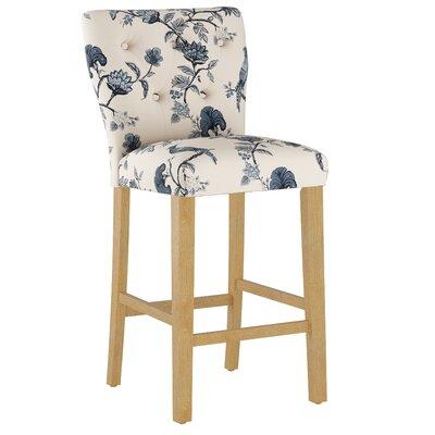 Wondrous Evelina 31 Bar Stool Wayfair Custom Upholstery Body Fabric Ibusinesslaw Wood Chair Design Ideas Ibusinesslaworg