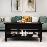Gellért Lift Top Coffee Table with Storage by Red Barrel Studio®