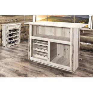 Tustin Deluxe Bar with Foot Rail