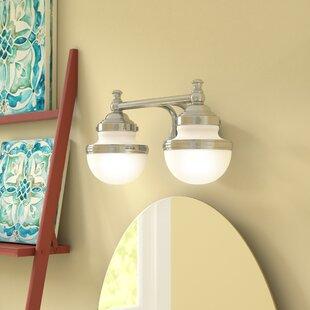 Andover Mills Myers 2-Light Vanity Light