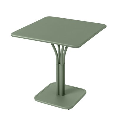 Luxembourg Metal Dining Table by Fermob 2020 Sale