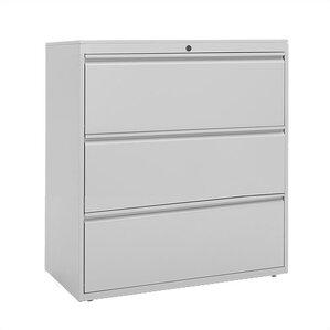 3 Drawer Standard File Cabinet