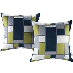 Outdoor Patio Throw Pillow (Set of 2)