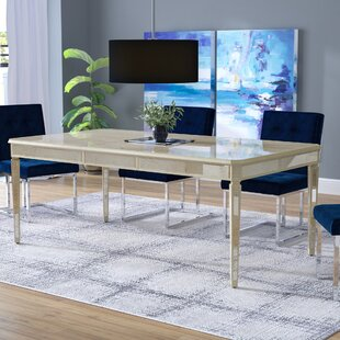 Willa Arlo Interiors Drop Leaf Dining Table