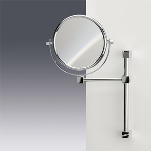Best Reviews Wall Mounted Double Face Magnifying Mirror By Windisch by Nameeks