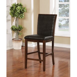 Luz 26 Bar Stool with Cushion (Set of 2) DarHome Co