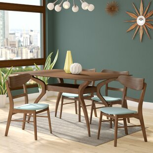 Patterson 5 Piece Dining Set Langley Street