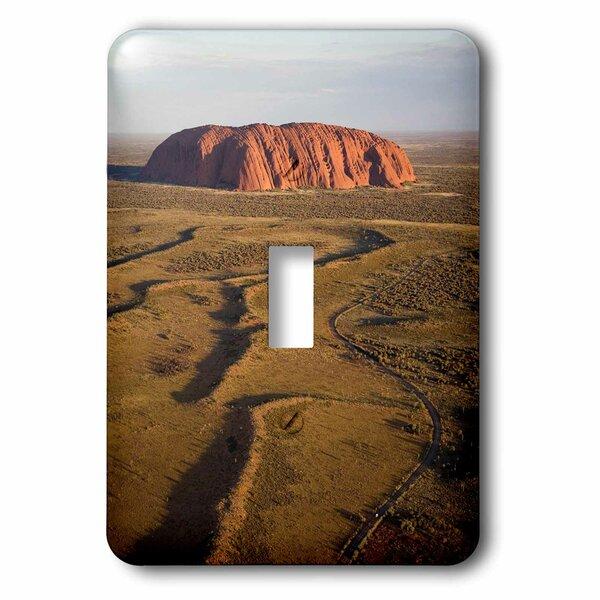 3drose Ayers Rock Uluru Kata Tjuta Np No Territory Australia 1 Gang Toggle Light Switch Wall Plate Wayfair