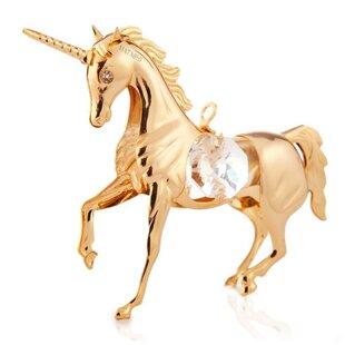 Unicorn Ornament ByMatashi Crystal