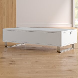 Wade Logan Schiller Coffee Table with Lift Top