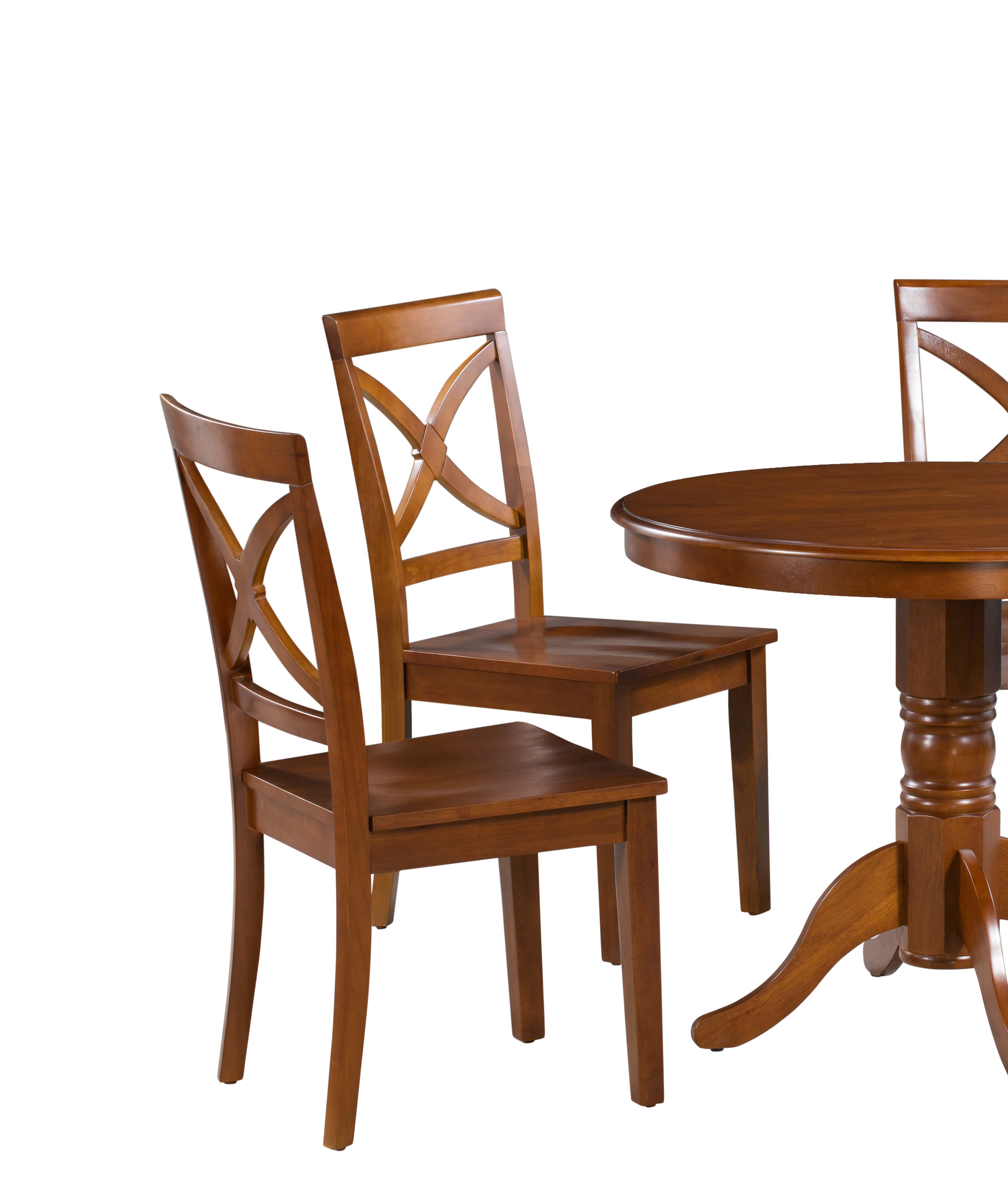 Highland Dunes Cheatham Solid Wood Dining Chair Reviews Wayfair