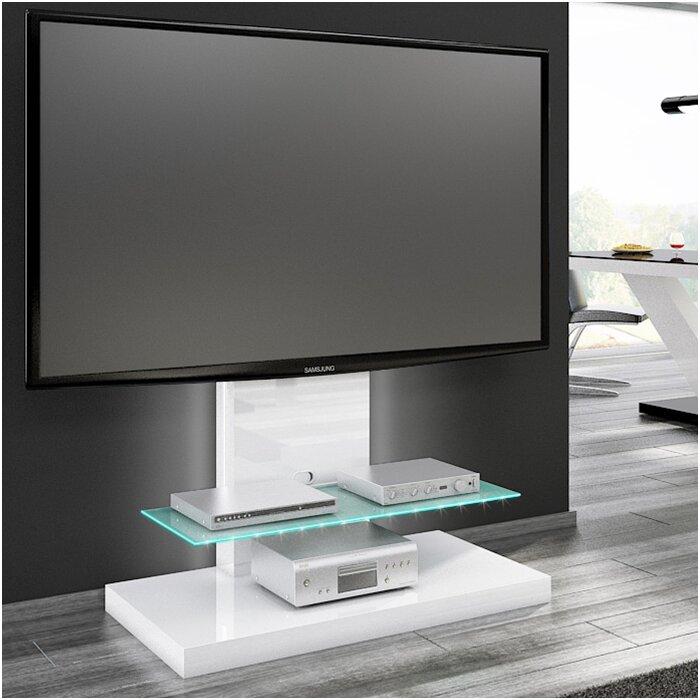 Fitz High Gloss Max Floor Stand Mount Screens