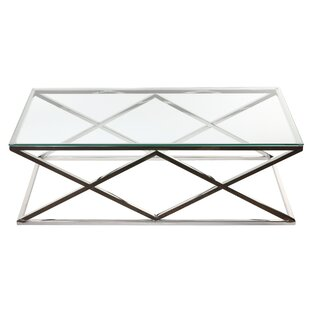 Great Price Kranz Coffee Table by Mercer41