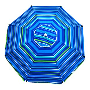 Freeport Park Schroeder Heavy Duty 8' Beach Umbrella