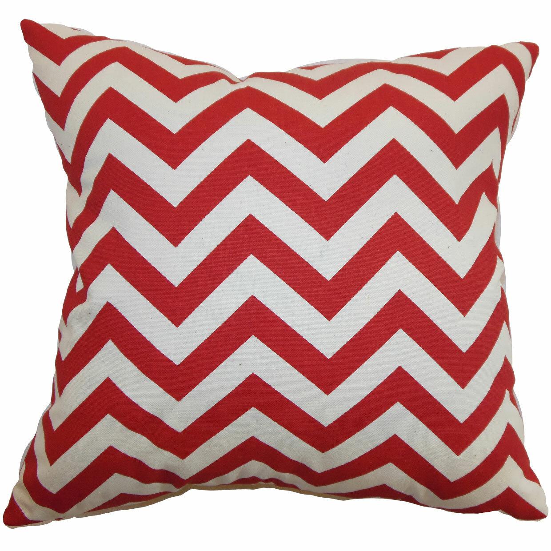 The Pillow Collection Xayabury Cotton Throw Pillow Wayfair