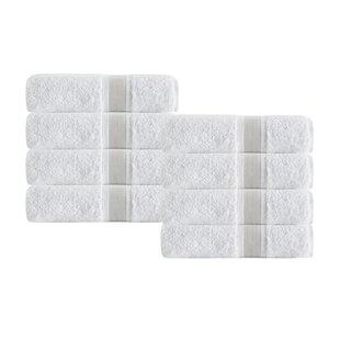 Unique Turkish Cotton Washcloth (Set of 8)