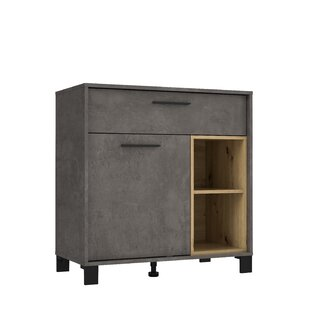 Criddle 1 Drawer Combi Chest By Ebern Designs