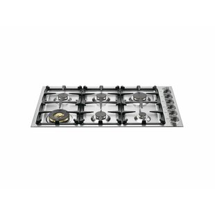 Master Series 36 Gas Cooktop with 6 Burners