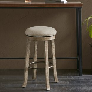Madiun 30 Backless Swivel Bar Stool Union Rustic