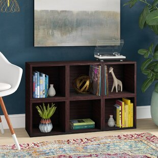 Dehart Cube Bookcase (Set of 6)