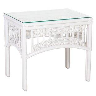 Santa Rosa End Table by Acacia Home and Garden