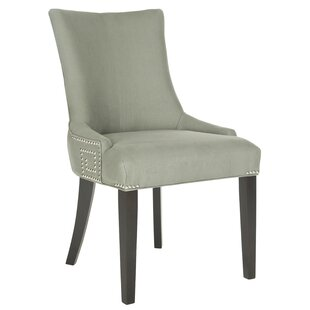 Mcdaniel Upholstered Wood Side Chair (Set of 2)