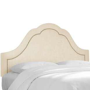 Dormody Nail Button Upholstered Panel Headboard by Willa Arlo Interiors