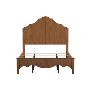 Betts Scalloped Panel Bed