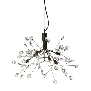 Brayden Studio Galaviz 6-Light Chandelier