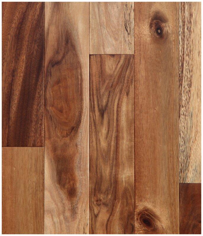 4 3 Engineered Acacia Hardwood Flooring In Natural