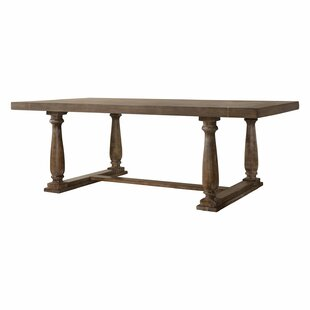 Kaila Trestle Base Dining Table Ophelia & Co.