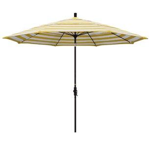 11' Market Sunbrella Umbrella by California Umbrella Cool