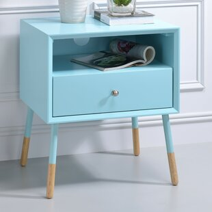 Budget Bowersville End Table By Ivy Bronx