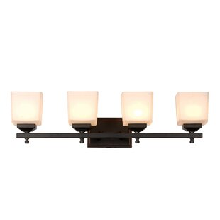 Online Reviews Waltham 4-Light Vanity Light By Darby Home Co