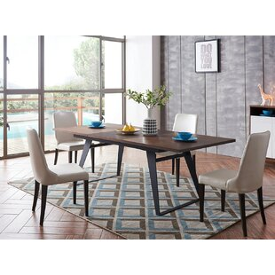 Alayziah 5 Piece Extendable Dining Set