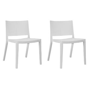Burrus Dining Chair (Set of 2) by Ivy Bronx
