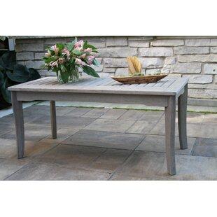 Hailsham Wood Coffee Table