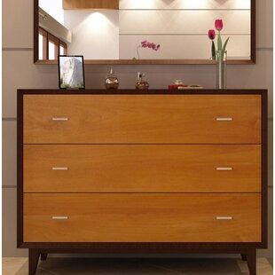Great choice Hailsham 3 Drawer Dresser by Corrigan Studio