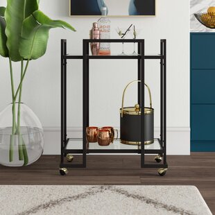 Daleville Bar Cart by Mercury Row