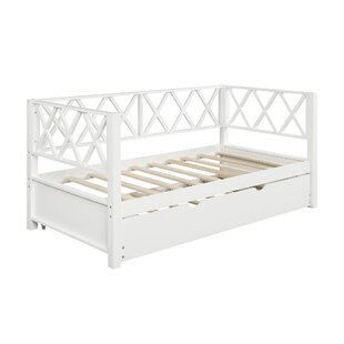 Nokes Twin Bed with Trundle by Harriet Bee