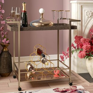 Ganya Bar Cart
